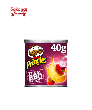 PRINGLES BARBECUE 40G