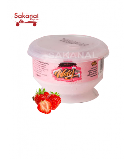 WELY GLACE COPPA FRAISE 150ML