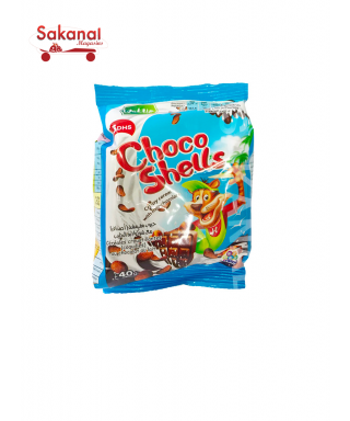 CEREALE CHOCO SHELLS 40G