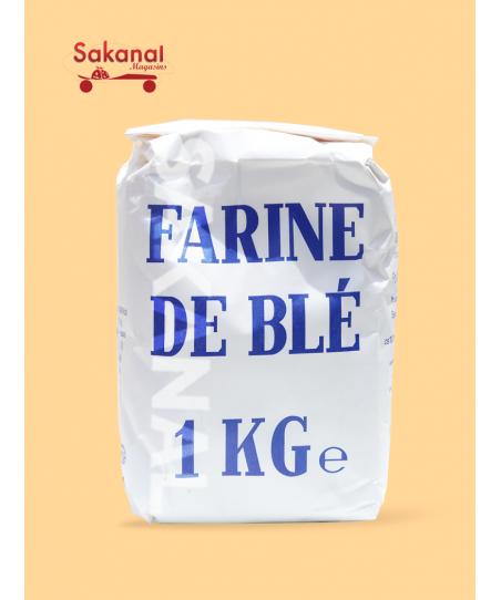 FARINE DE BLE 1KG