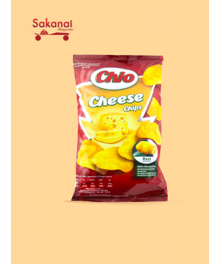 CHIPS CHIO CHEESE 30G