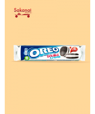 BISCUIT OREO DOUBLE CREME 157G