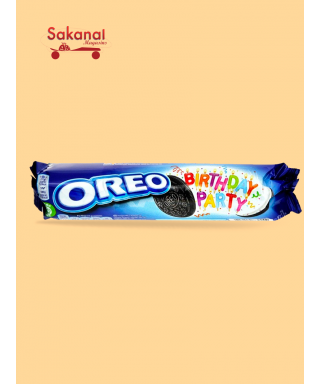 BISCUIT OREA BIRTHDAY PARTY...