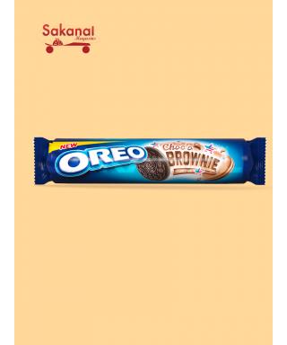 BISCUIT OREO CHOCO BROWNIE...