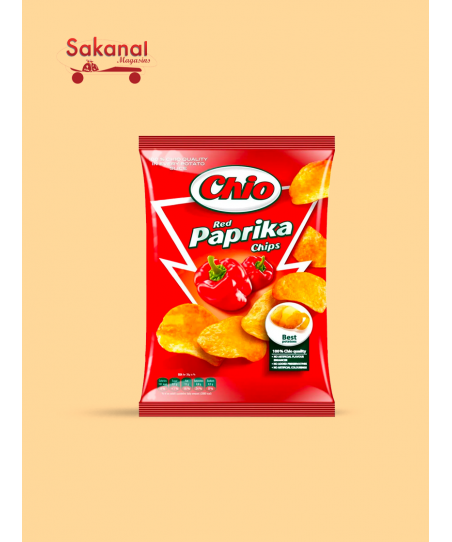 CHIPS CHIO PAPRIKA 75G