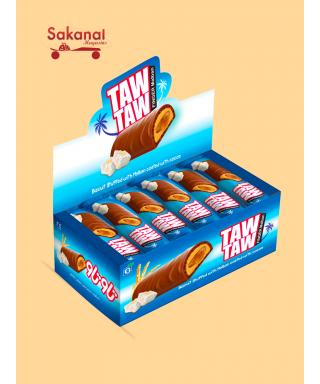 CHOCOLAT TAW TAW COCO BLEU...