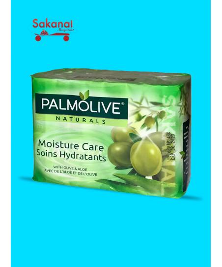 PALMOLIVE SAVON GRN /ALOE...