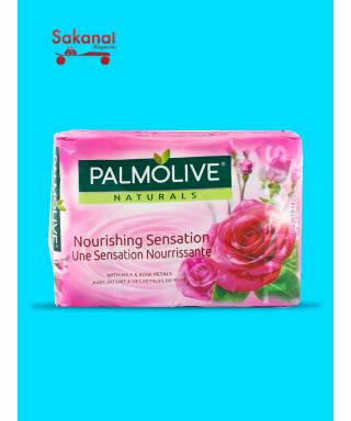 PALMOLIVE SAVON PINK/LAIT...