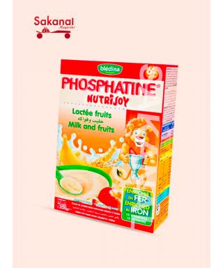 PHOSPHATINE LACTEE FRUITS 200G