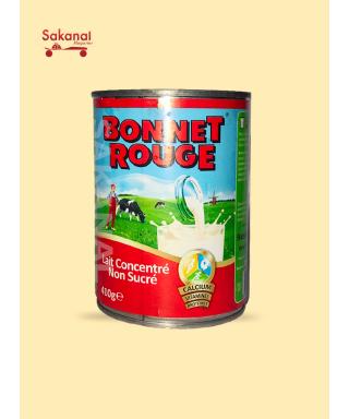 LAIT CONCENTRE BONNET ROUGE...