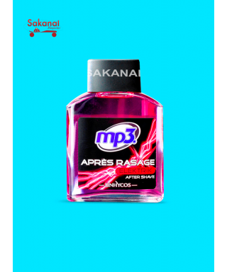MP3 LIQUIDE APRES RASAGE...