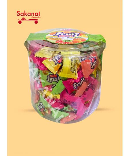 BONBON EVIZA KEEN FRUIT 200PCS