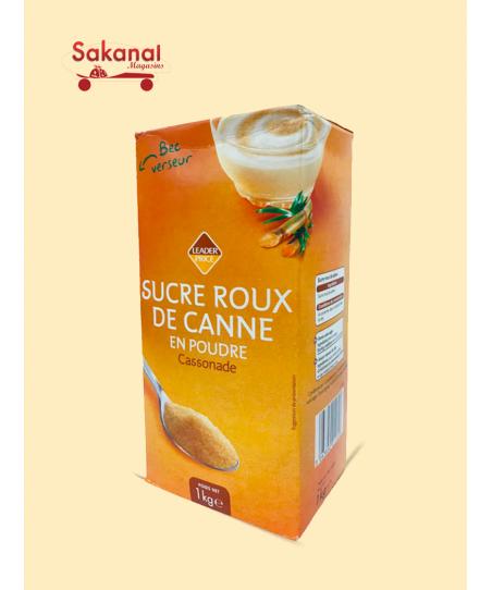 SUCRE ROUX DE CANNE EN...