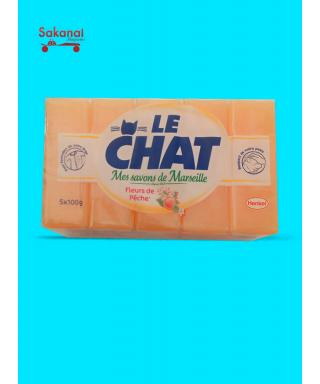 SAVON LE CHAT FLEUR DE...