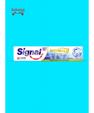 SIGNAL INTEGRAL 8 FRESH 75ML