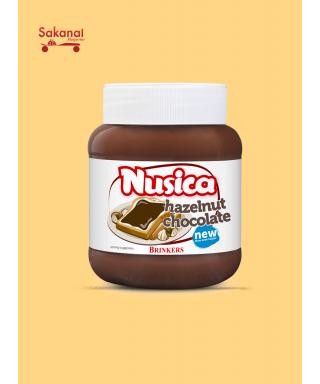CHOCOLATE NUSICA HAZELNUT 350G