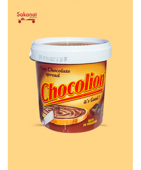 CHOCOLION PUR CACAO 1KG...