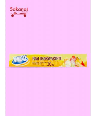 PAPIER FILM TRANSPARENT...