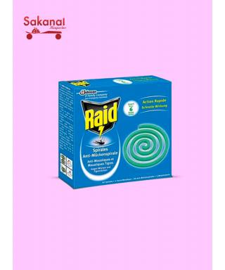 RAID SPIRAL 10PCS