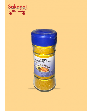 CURRY SALSAFRAN 45 GRS