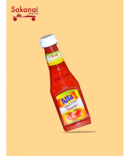 KETCHUP ALFA BOUTEILLE 340G