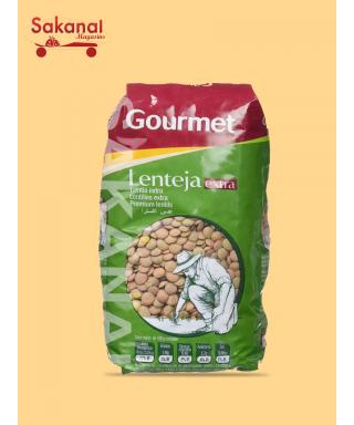 LENTILLE GOURMET 500G