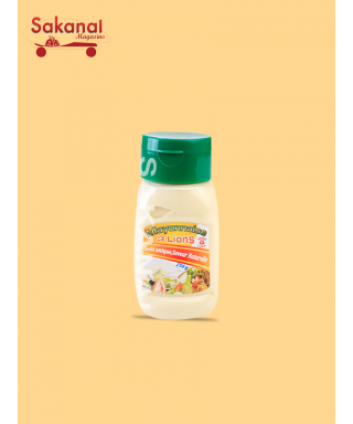 MAYONNAISE 3 LIONS 250GRS