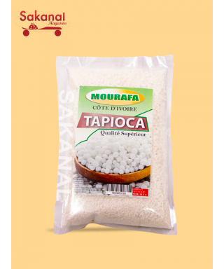 MOURAFA TAPIOCA 400G