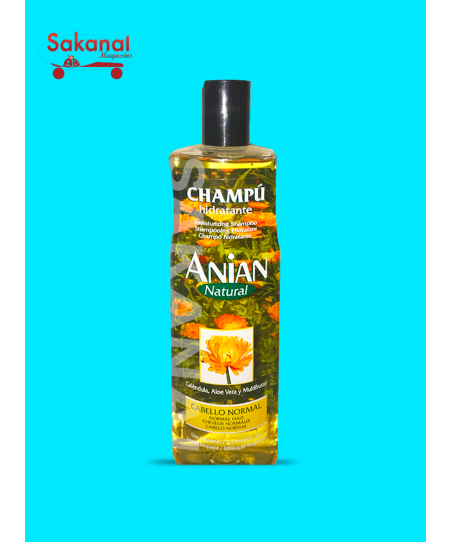 SHAMPOING ANIAN NORMAL 400ML