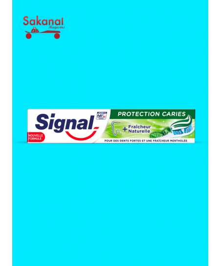SIGNAL PROTECTION CARIES...