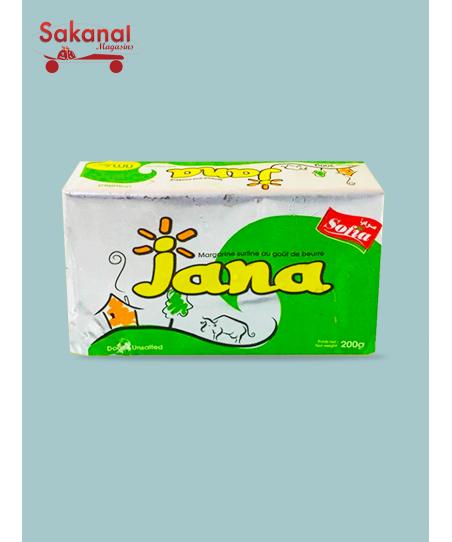 BEURRE JANA 200G