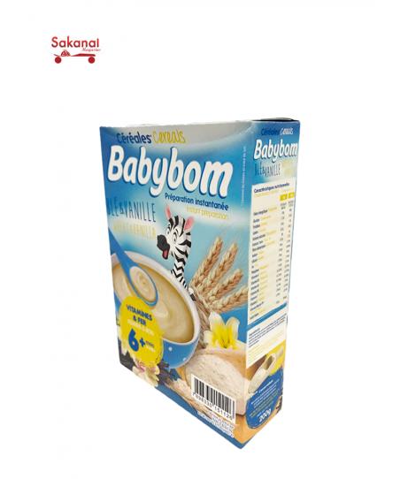 BABYBOM BLE ET VANILLE 200G