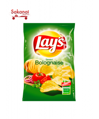 CHIPS LAYS BOLOGNAISE 25G